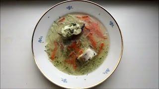Суп из МИНТАЯ с ВЕРМИШЕЛЬЮ за 15 минут. Удобное, полезное, экономное блюдо. Легкий рыбный суп.