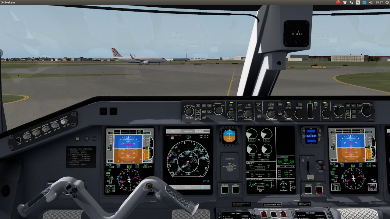 E175 v2 1 navigation issue by Elekaj