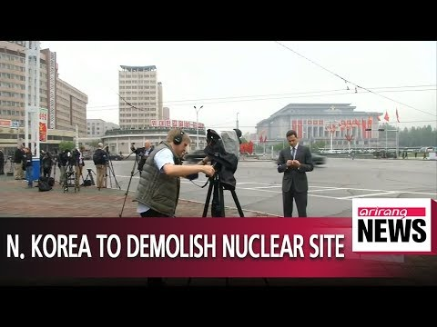 N. Korea to dismantle main nuclear test site next week