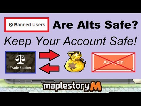 Are Alts Safe?~ (Avoid False Bans) Tips to Avoid a False Ban in