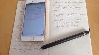 Moleskine Smart Writing Set Review and Test