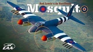 Rod Lewis' de Havilland Mosquito