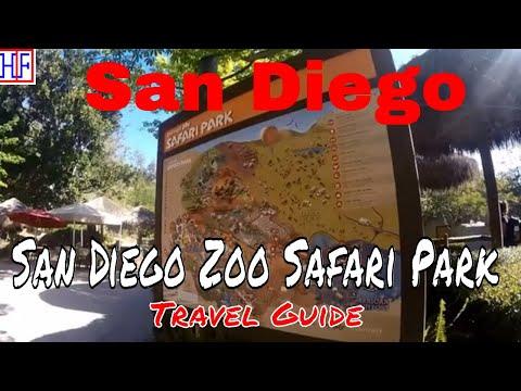 San Diego   San Diego Zoo Safari Park   Tourist Attractions   Episode# 4