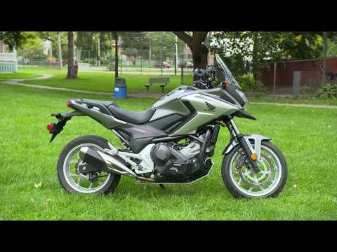 Honda NC750X Road Test