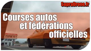 Courses AUTOS et FEDERATIONS officielles