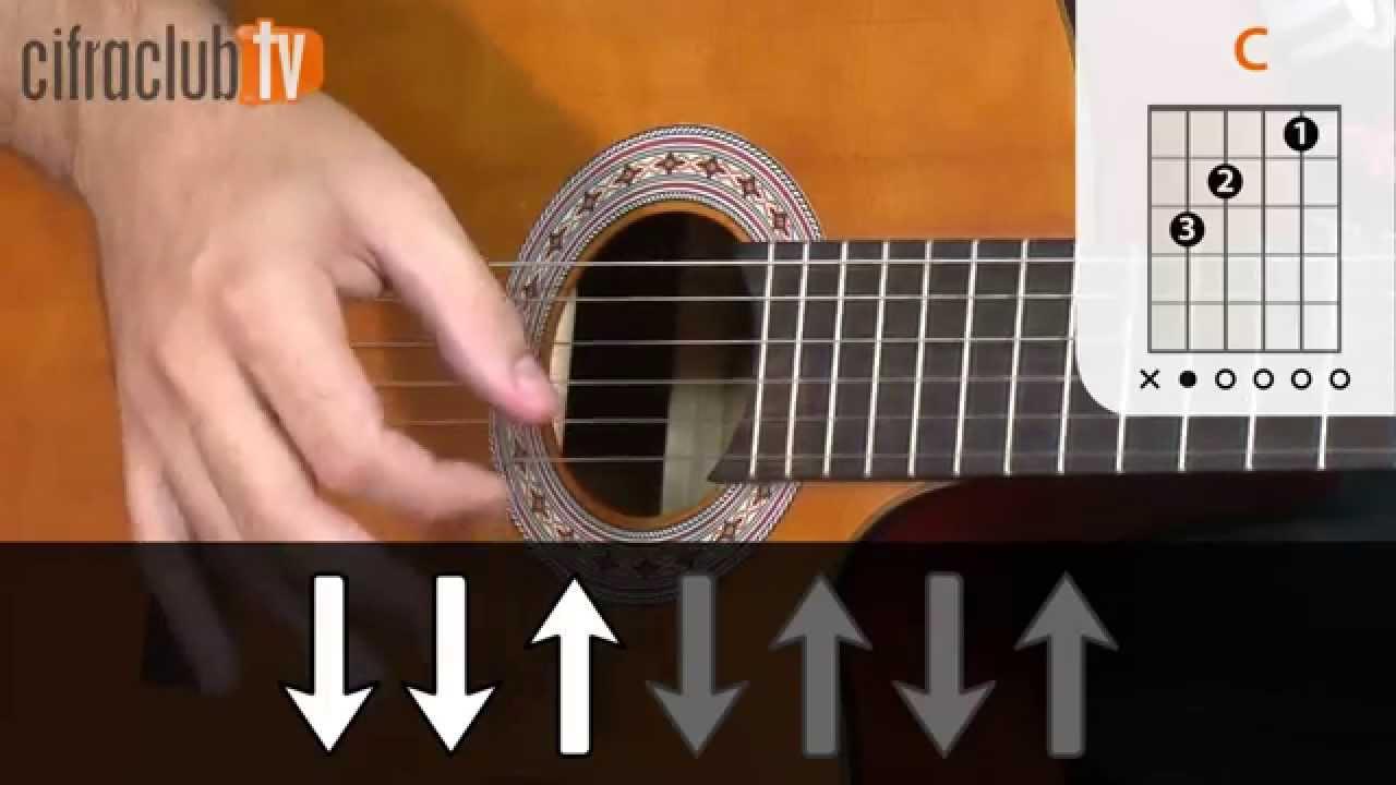 O Leãozinho - Caetano Veloso (aula de violão simplificada)