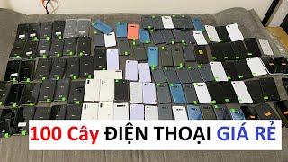 Hàng Mới Về: 100 Chiếc ĐIỆN THOẠI GIÁ RẺ CẤU HÌNH CAO: LG V50, Note 10 Plus, S10 Plus, Google ....