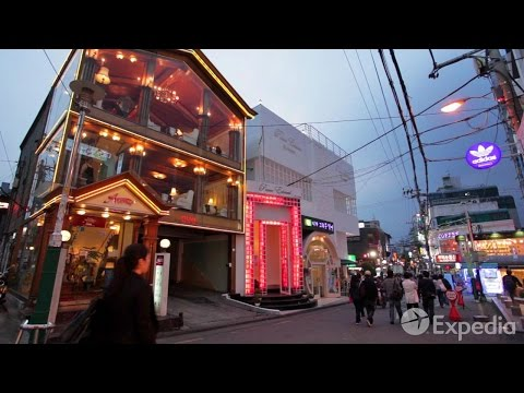 Hongdae Street Vacation Travel Guide | Expedia