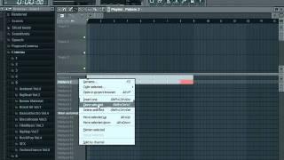 уроки FL Studio (Синтезаторы)