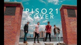 PISO 21 COVER - DESCERO (Correr el Riesgo - Me Llamas - Besándote)