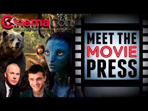 CinemaCon 2016 News, Casting Announcements and More! | Meet The Movie Press for April 15th, 2016