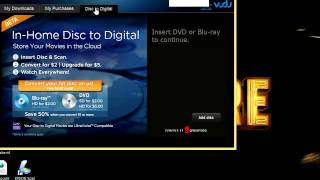 Vudu In-Home Disc to Digital - What You Need to Know & More