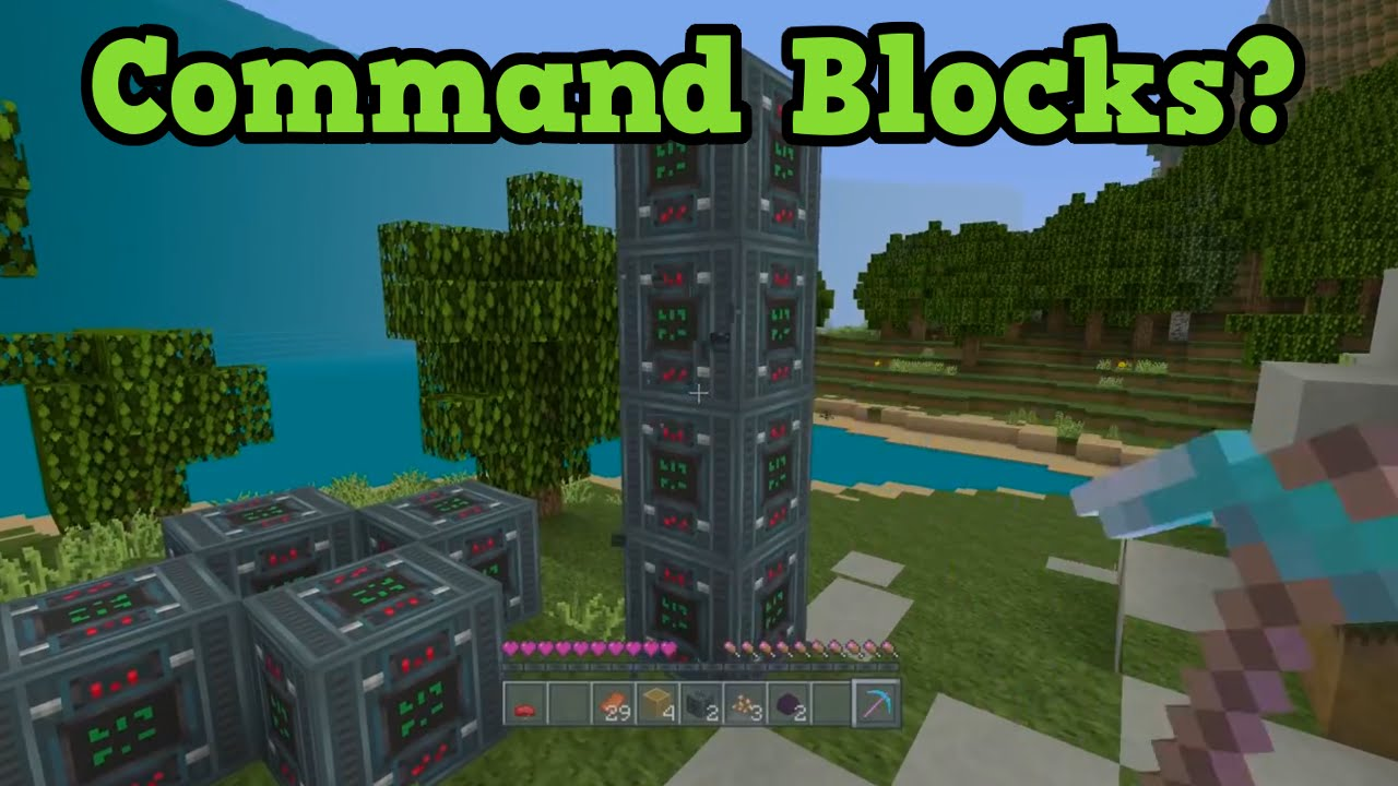 Minecraft Xbox 360 Wii U Command Blocks Are They Coming Youtube