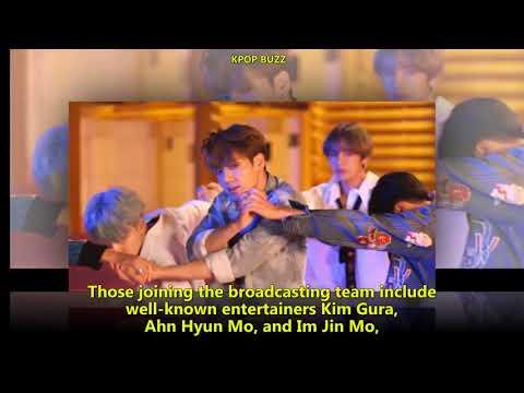 [오늘 뉴스]  [BTS NEWS] FIRST TIME EVER! MNET Broadcasting the '2017 American Music Awards' Live In Sou
