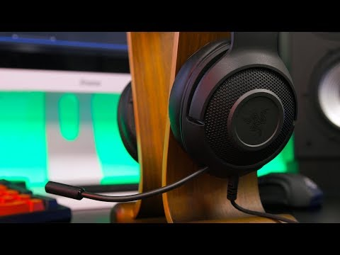 Razer Kraken X - 7.1 Surround Sound Gaming Headset Review [4K]