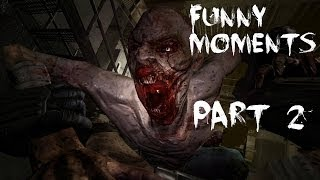 F.E.A.R.  2 Project Origin Funny Moments part 2