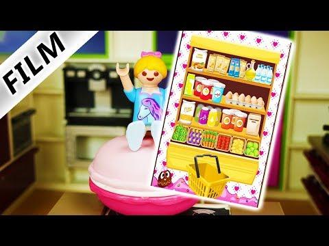 Playmobil Film Deutsch | Hannah Vogel Backt MACARONS | Kann Sie Wirklich Backen? Kinderserie Familie