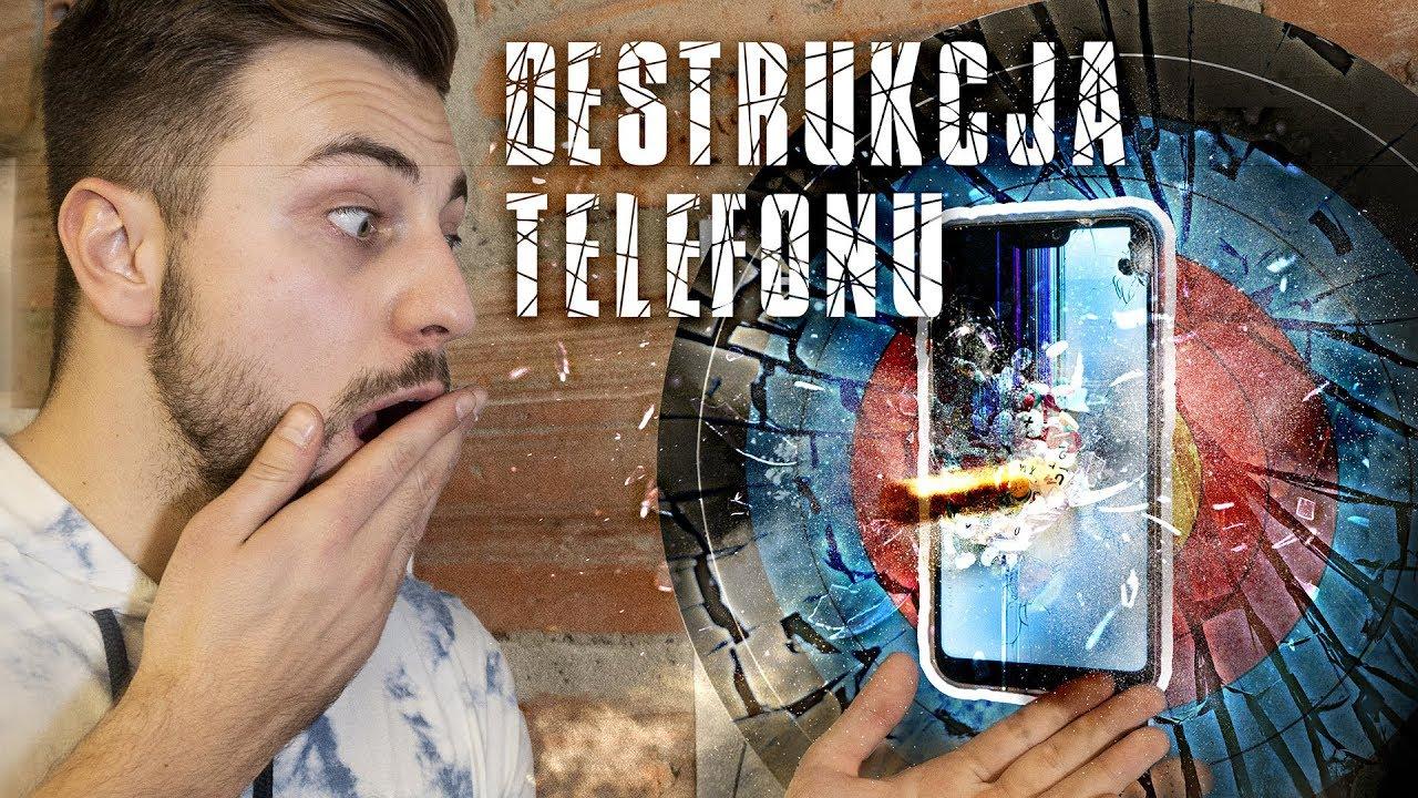 Ochrona ekranu telefonu - Test szkła hybrydowego 3mK