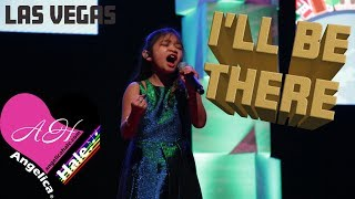 I'll Be There (Mariah Carey) Performed by Angelica Hale - Las Vegas Re/Max R4 2017