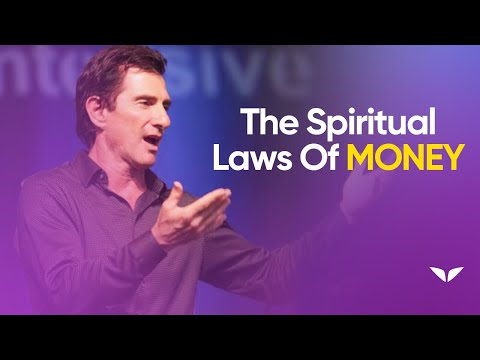 The Spiritual Laws of Money by T. Harv Eker