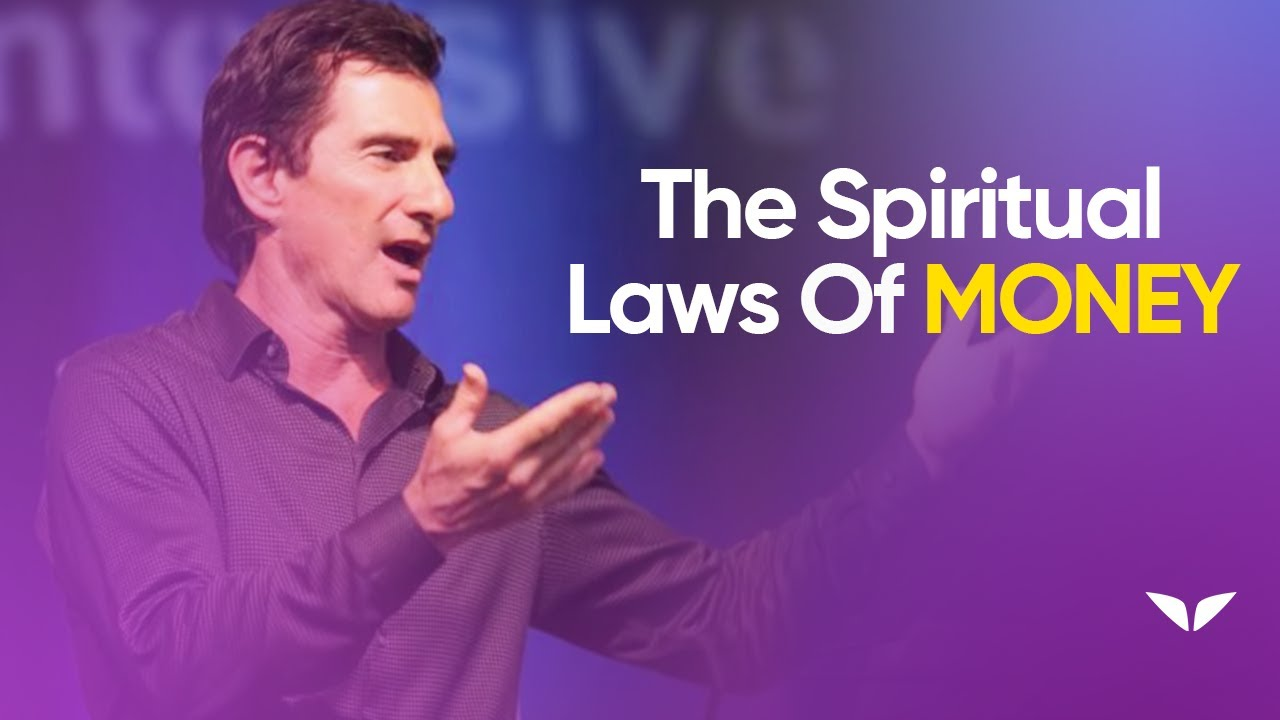 Introducing The Spiritual Laws of Money by T  Harv Eker