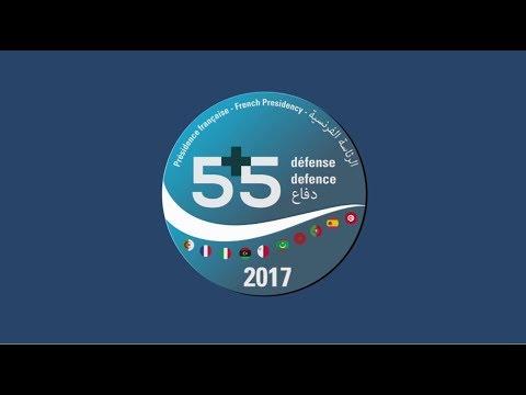 """Les temps forts du """"5+5 Défense"""" 2017"""