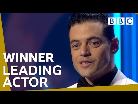 Rami Malek wins Leading Actor BAFTA 2019 🏆- BBC
