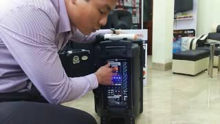 Loa kéo tay di động  Mitsunal M27 mẫu mới
