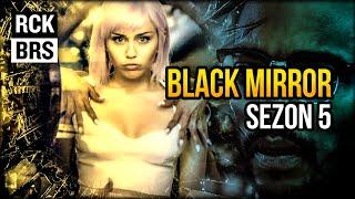 Kontrowersyjna Miłość w VR - Black Mirror (Sezon 5)