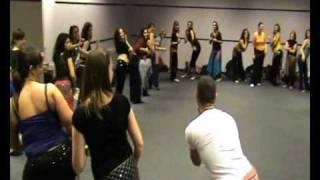 ASI HASKAL   BELLY DANCE WORKSHOP 8