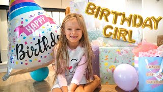 PEYTON'S 7th BIRTHDAY SPECIAL! 🎂(Opening Presents!!!)