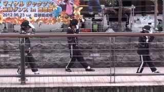 このダンスを踊ったMJ関西の仲間が、12月22日京都で初ワンマンライブ...