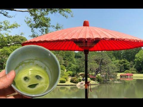 LIVE- Tea Time Adventure in Tokyo | Gorgeous EDO-Era Park