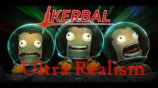 KSP Ultra Realism Part 3 - Space Science!
