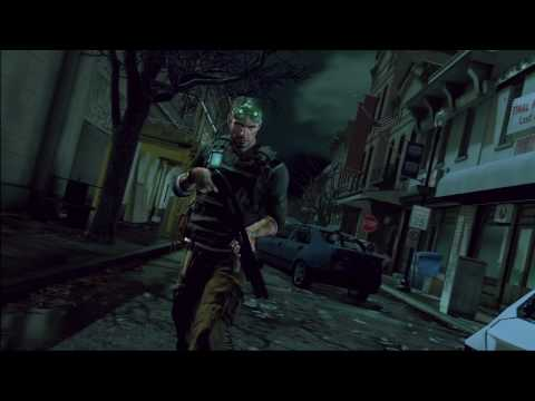 Splinter Cell: Conviction Official Launch Trailer [HD]