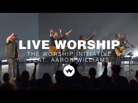 Download LIVE from The Porch | The Worship Initiative feat. Aaron Williams