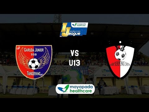 Garuda Junior Tangerang vs Serpong Jaya [Indonesia Junior League 2019] [U13] 10-2-2019