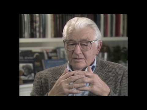 Author Wallace Stegner on Environmental Change and Conservation