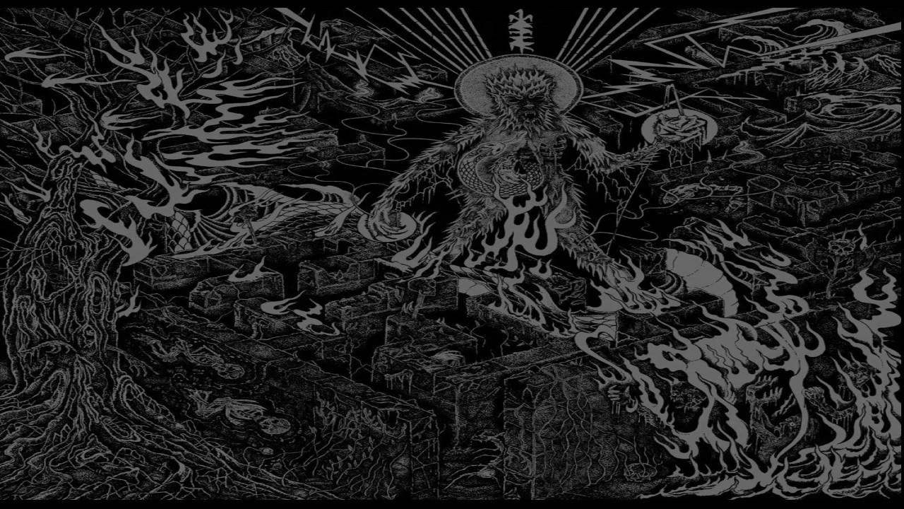 405dd4bc53fcd3 One Master - Lycanthropic Burrowing (Full-Album) 2017 - YouTube