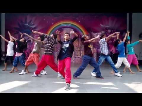 owsem likwid robotic hip hop mix dance performence