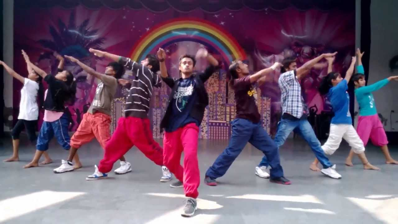 Owsem Likwid Robotic Hip Hop Mix Dance Performence Youtube