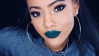BOLD GREEN LIP | St. Patrick