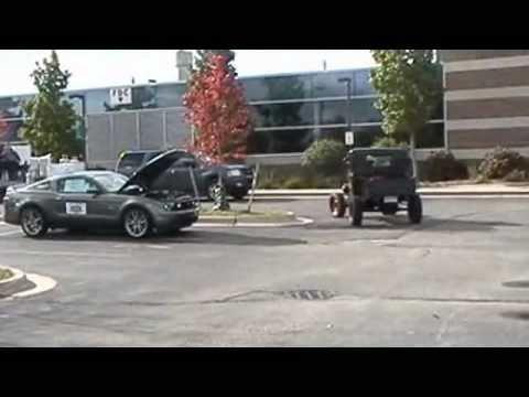 Washtenaw Community College Cars & Bikes on Campus Show 2010