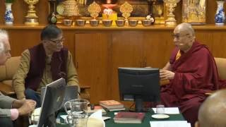Buddhism and Science: lecture by Prof. C. K. Raju