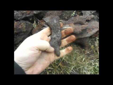 Bog Iron: Survival Blacksmithing Material