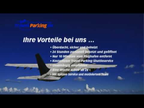 Parken Flughafen Frankfurt von www.travel-parking.de
