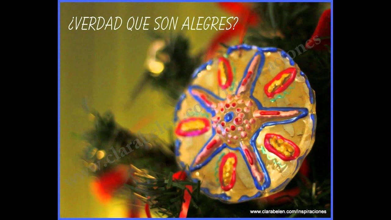 Manualidades navide as para ni os adornos para el rbol de navidad con botellas recicladas - Adornos navidad reciclados para ninos ...