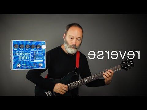 Stereo Memory Man with Hazarai Reverse Echo Performance