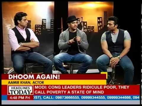 Aamir Khan talks about promoting and marketing his movies
