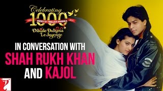 Video LIVE: In Conversation with Shah Rukh Khan & Kajol - Dilwale Dulhania Le Jayenge download MP3, 3GP, MP4, WEBM, AVI, FLV Januari 2018